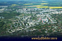 Aerial photo Hellersdorf