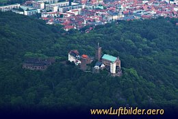 Aerial photo Wartburg