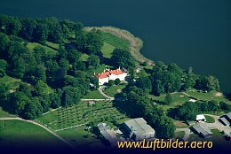 Aerial photo Cammin Castle