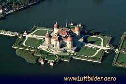 Aerial photo Moritzburg