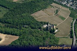Aerial photo Arenfels Castle