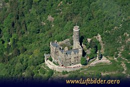 Aerial photo Mouse Castle