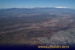 Aerial photo Middle Atlas Mountains