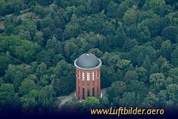 Aerial photo Steglitz Watertower