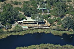 Aerial photo Kings Pool Camp